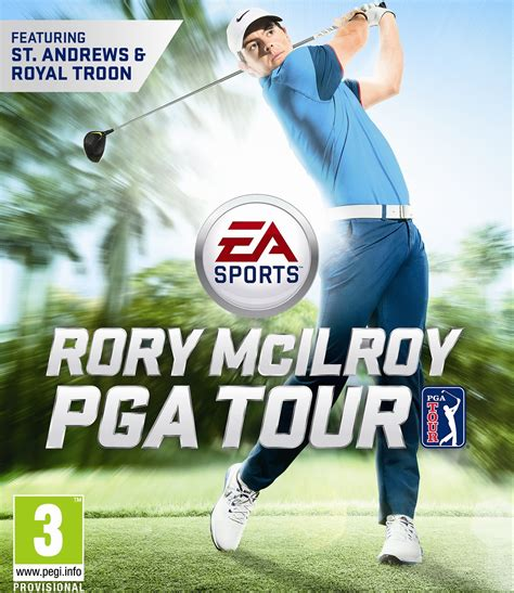 Ea Sports Rory Mcilroy Pga Tour 15 Sur Playstation 4