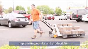 Electric Power Assist Manual Pallet Jack By Prolifthd