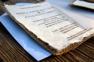 do it yourself wedding invitations invitations by alecia do it yourself d i y simple rustic burlap wedding invitation rustic