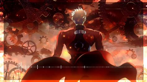 ost fate stay night unlimited blade works archers