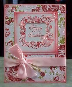 Handmade Birthday Card using Stampin Up Elementary Elegance