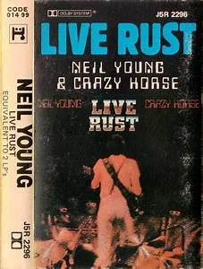 Neil Young & Crazy Horse - Live Rust (Cassette, Album) at ...
