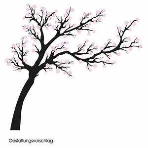 Baum Mit Blüten : wandtattoo bl ten zu baum xxl wandtattoo blumen pflanzen ~ Michelbontemps.com Haus und Dekorationen
