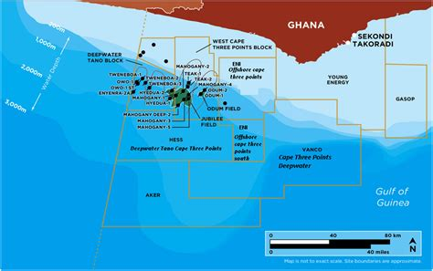 Oil and Gas - Mergers and Acquisition Review: GHANA ...