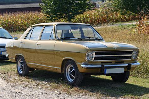Opel Automobile by Description Du V 233 Hicule Opel Kadett B Encyclop 233 Die