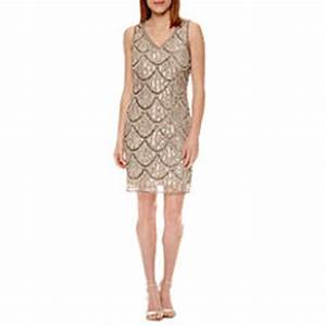 wedding guest silver dresses for women jcpenney With jcpenney wedding guest dresses