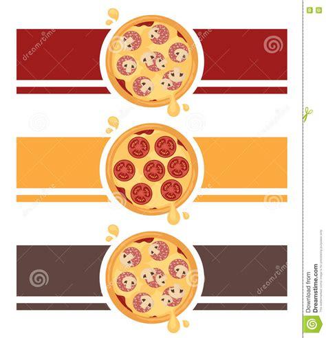Decorator Pattern C Pizza by Pizza Logo Design Illustration De Vecteur Image 73646731