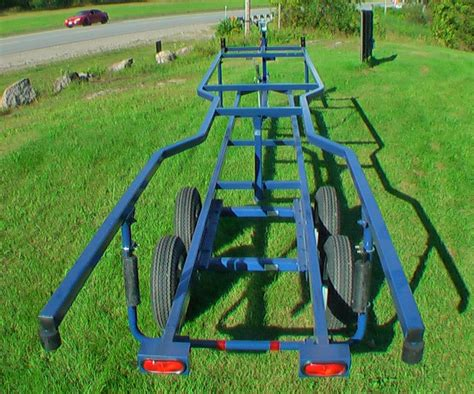 Triton Boat Trailer Wire Diagram by Triton 20 2n Cantilever Pontoon Trailer Thousand