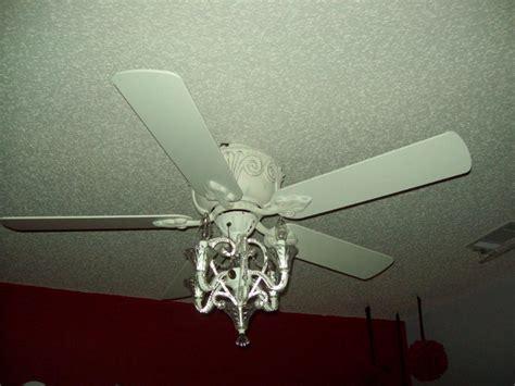 Crystal Chandelier Light Kit For Ceiling Fan Campernel