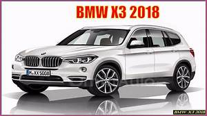 Bmw X3 Sport Design : new bmw x3 2018 m sport series review youtube ~ Medecine-chirurgie-esthetiques.com Avis de Voitures