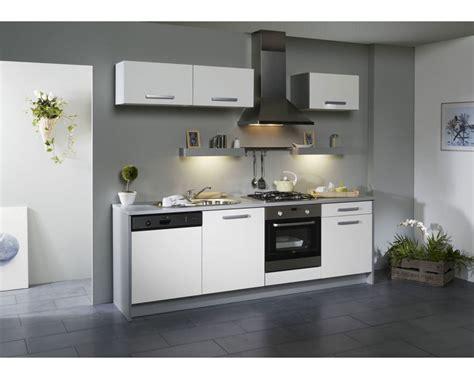 cuisine blanche pas cher beau ilot de cuisine pas cher 11 cuisine blanche et grise pas cher sur cuisine lareduc kirafes