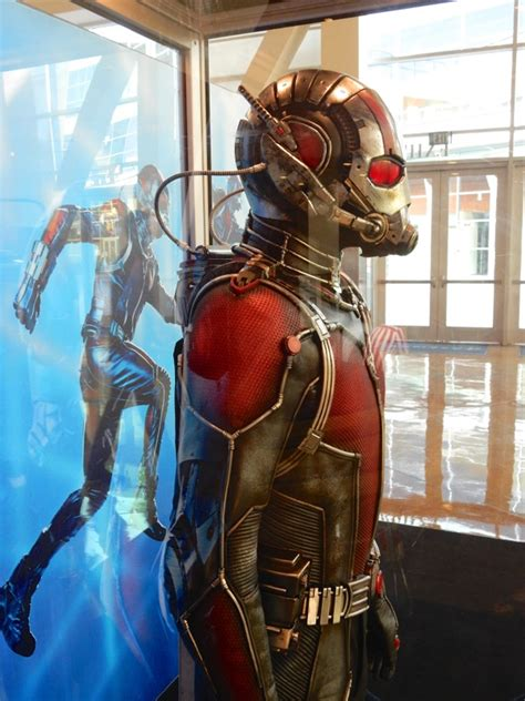 Hollywood Movie Costumes And Props Paul Rudds Ant Man