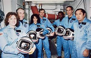 CHIPS Articles: NASA Honors the Crew of the Challenger