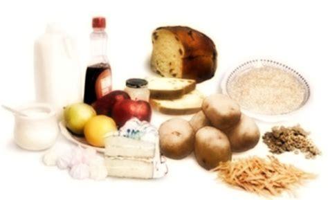 alimenti poveri  carboidrati  zuccheri