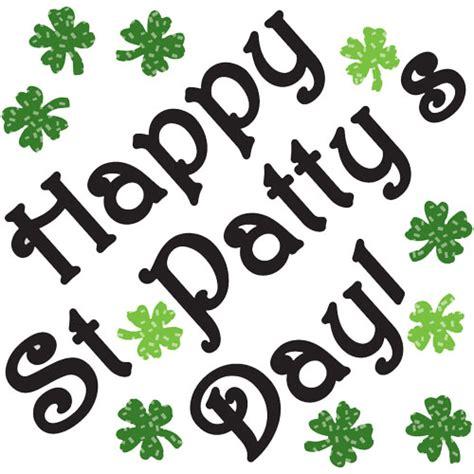 Happy St Patty's Day Window Gel Clings  Gel Gems St