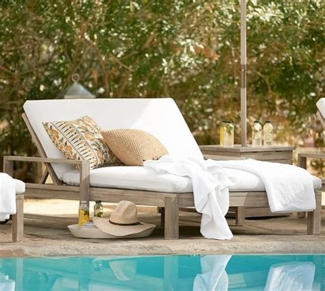 Pottery Barn Chaise Lounge by Pottery Barn Outdoor Furniture Sale 30 Sectionals