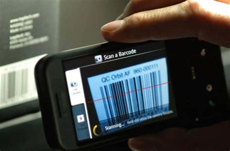 Best Android Apps — Barcode Scanners — August 2017