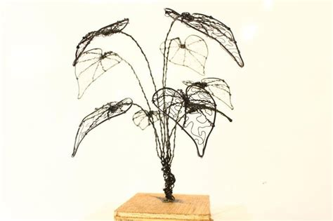 plant sculpture 17 best images about wire sculptures on pinterest sculpture horses and chinese dragon