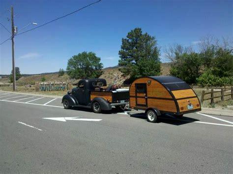 rv pods  sleek  cool   trailers