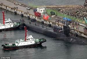 Trump sends nuclear submarine to South Korea's Busan port ...