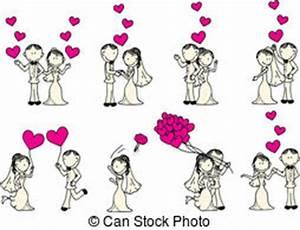 Dessin Couple Mariage Couleur : images et illustrations de mariage 208 681 illustrations ~ Melissatoandfro.com Idées de Décoration