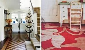 50 idees deco de parquet peint With peinture sur parquet