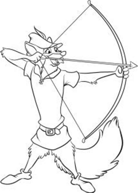 How to draw how to draw robin hood - Hellokids.com