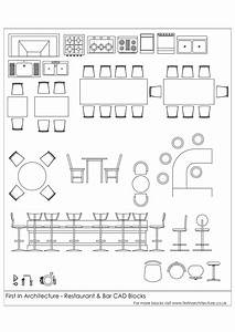 free cad blocks restaurant and bar first in architecture With what kind of paint to use on kitchen cabinets for baby shower thank you stickers
