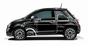 Fiat 500 Vente : la fiat 500 ron arad edition en vente sur showroompriv ~ Gottalentnigeria.com Avis de Voitures