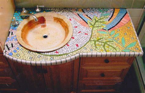 mosaic countertop mosaic countertop mosaic tables countertops
