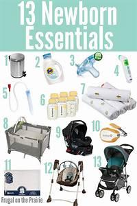 13 Newborn Essentials | Baby Must Have Items — Allison ...