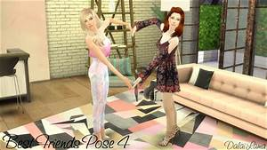 My Sims 4 Blog: Best Friends Poses by DalaiLama - TheSimsLover