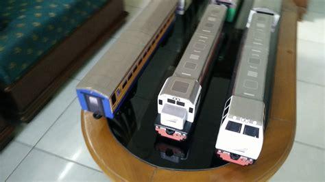 mainan kayu kereta mainan kereta api kayu youtube