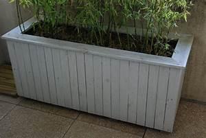 Jardiniere Plastique Gros Volume : fabriquer une jardini re en bois de et plus ~ Dailycaller-alerts.com Idées de Décoration
