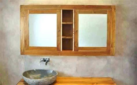 Badezimmer Spiegelschrank Aus Holz by Bad Spiegelschrank Holz Spiegelschrank Bad Holz Ikea