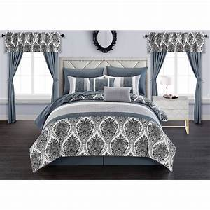 Chic, Home, Katniss, 20, Piece, Comforter, Set, Bed, In, A, Bag