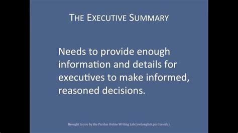 purdue owl layering reports  executive summary