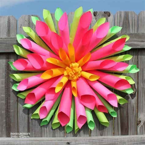 diy paper flower tutorials    paper flowers