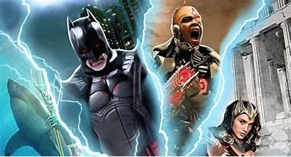 Flashpoint Dceu Paradox Wallpapers Batman Wonder Woman