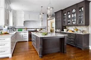 two color kitchen cabinets ideas should kitchen cabinets match the hardwood floors