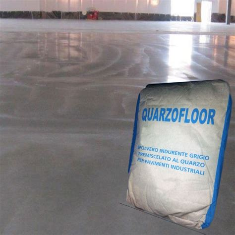 Pavimenti In Quarzo by Quarzo Per Pavimenti Industriali Liscio Kg25 Quarzofloor