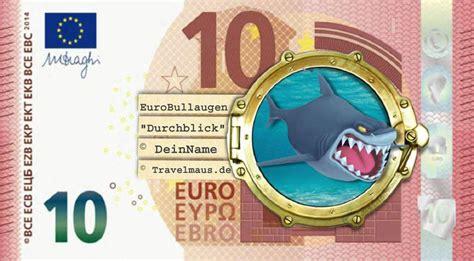 Und das besondere daran ist. PDF-Euroscheine am PC ausfüllen und ausdrucken - Reisetagebuch der Travelmäuse