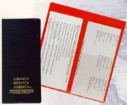 r 215 policy holder With policy and document holder