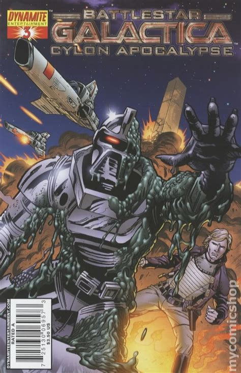 Battlestar Galactica Cylon Apocalypse (2007) Comic Books