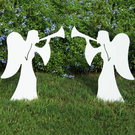 nativity scene yard silhouettes displays christmas wikii
