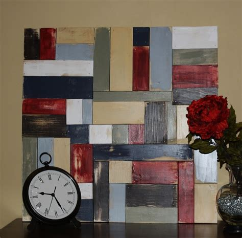 Pottery Barn Wall Decor by Pottery Barn Knockoff Wood Wall Build It