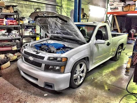 Colorado With A Duramax by Chevy Colorado With A Turbo Duramax Diesel