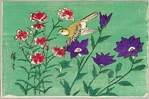 Utagawa Hiroshige III: Bird and Flowers - Artelino - Ukiyo ...