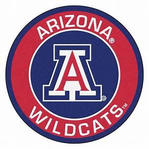 "University of Arizona Wildcats Logo Roundel Mat - 27"""