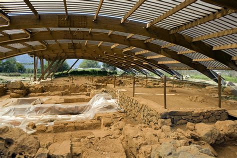 Archaeological Site Of Malia